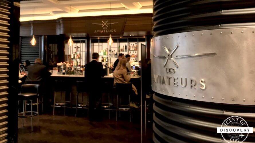 【ジュネーブカフェ】2019年時点で一番お気に入りのカフェ「Les Aviateurs」