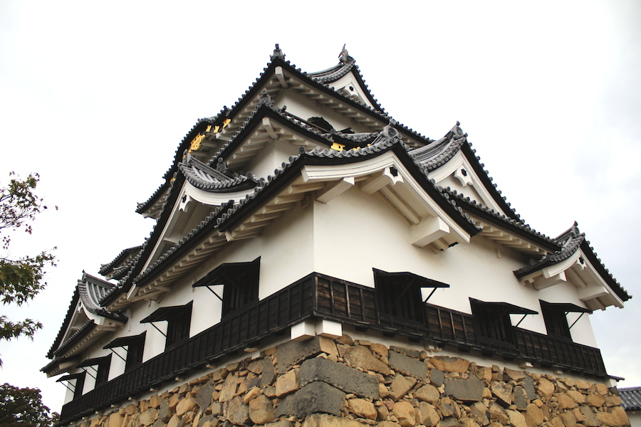 hikone castle1
