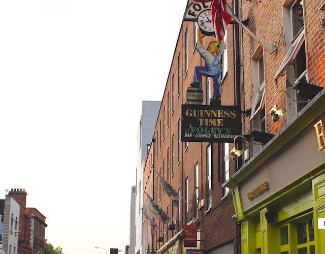 【アイルランド】ダブリンの美味しいレストラン&カフェ