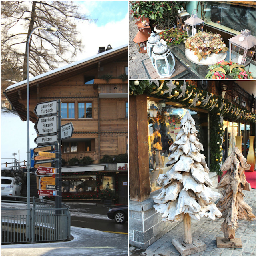 gstaad collage
