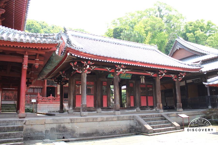 【長崎】ちゃんぽん文化の長崎市で見た和と中国&チラ見した軍艦島