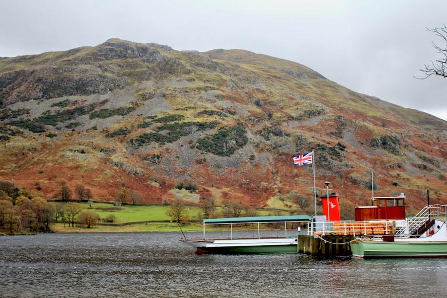 【イギリス】湖水地方のバックグラウンドを理解してから湖や山、滝を見るとさらに楽しい!