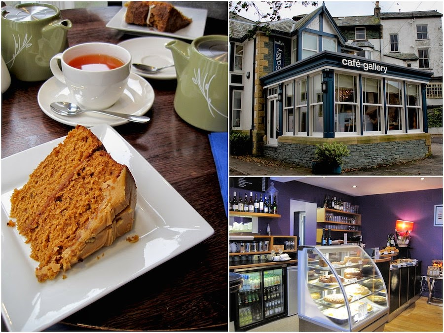 keswick cafe collage
