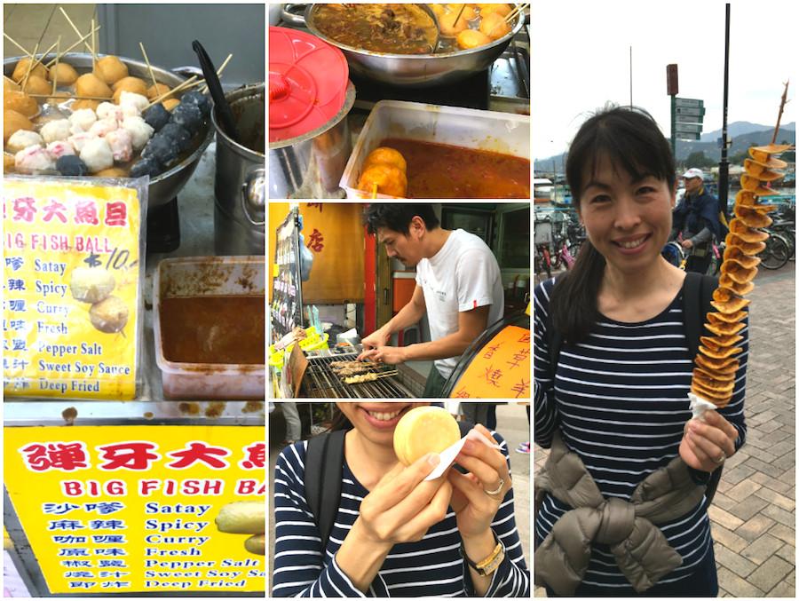 cheung chau gourmet