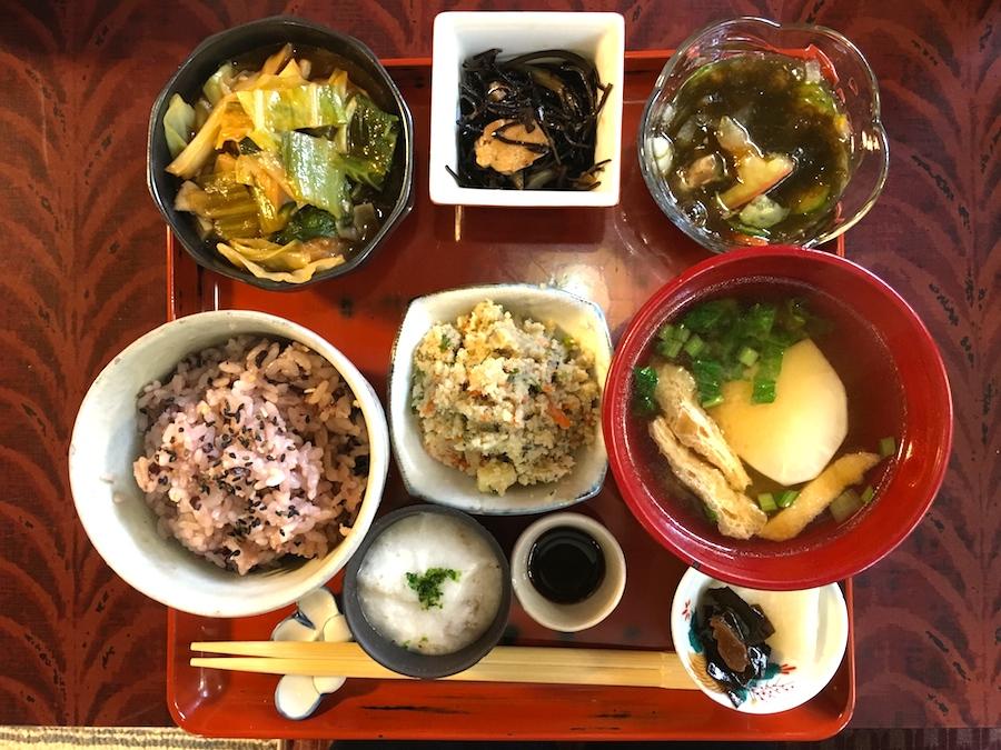okara house lunch