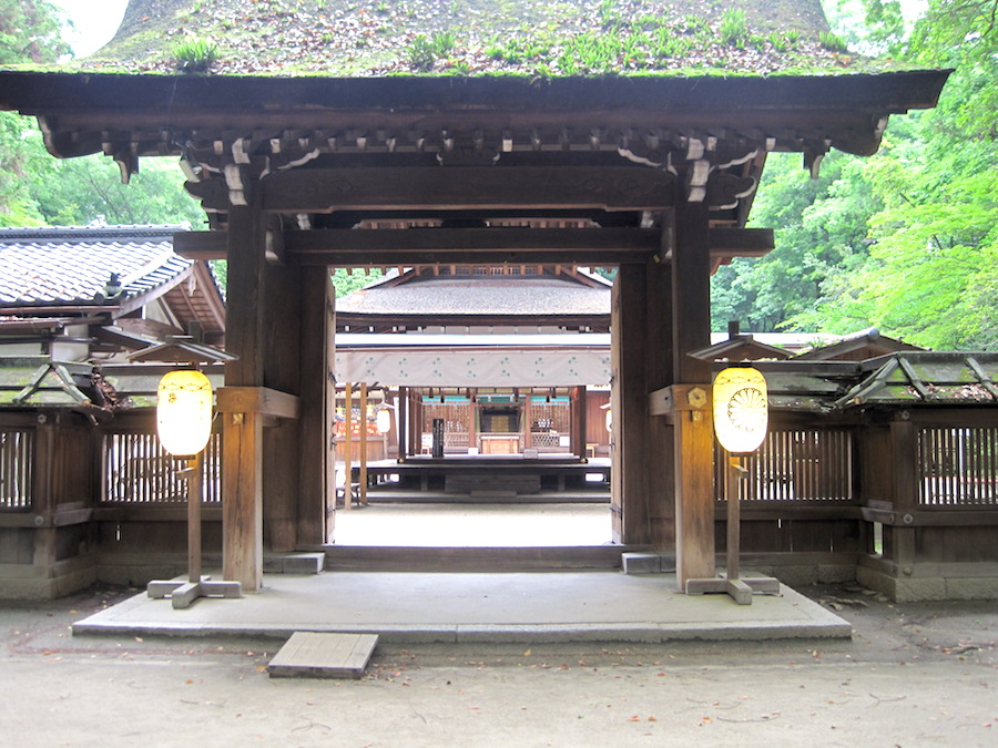 shimogamo shrine2