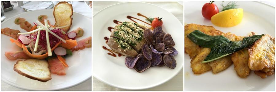 nuovo restaurant food