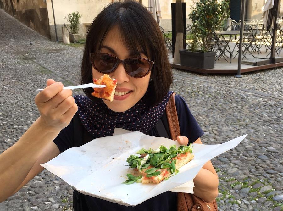 pizza & me