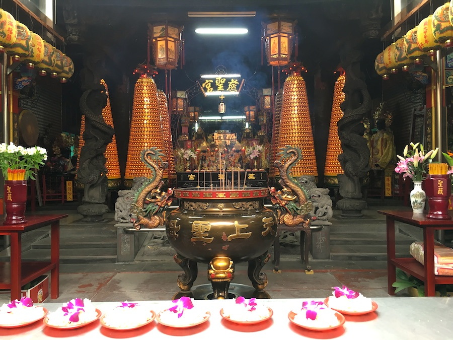 chisheng temple1