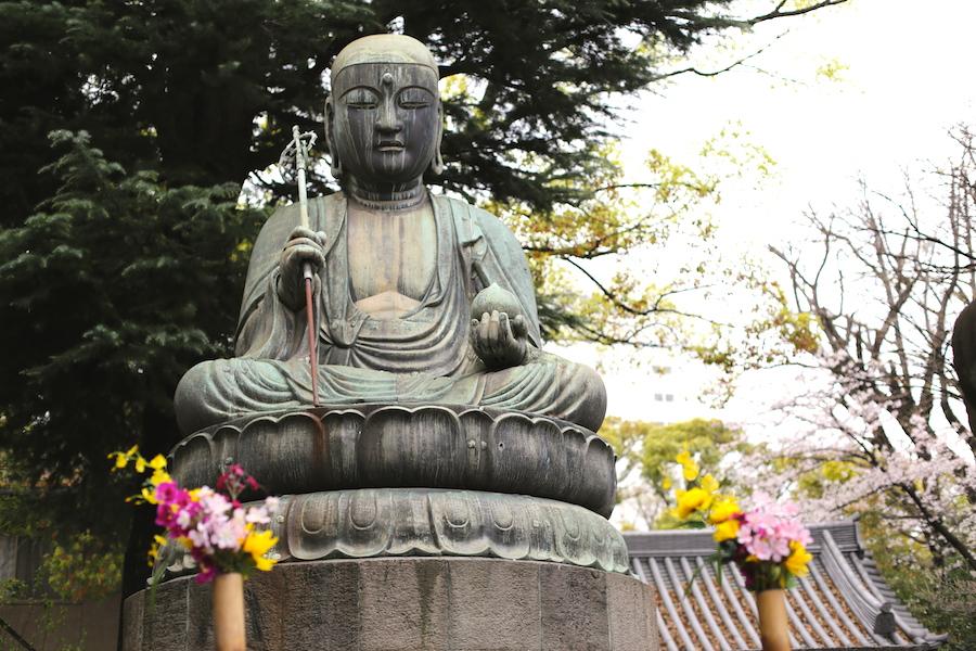honsenji big buddha