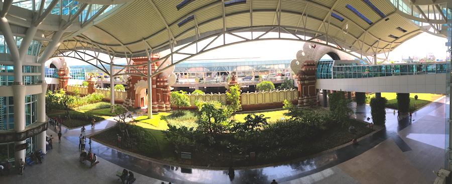 【世界の空港】2013年に新しくなったバリ国際空港での注意点