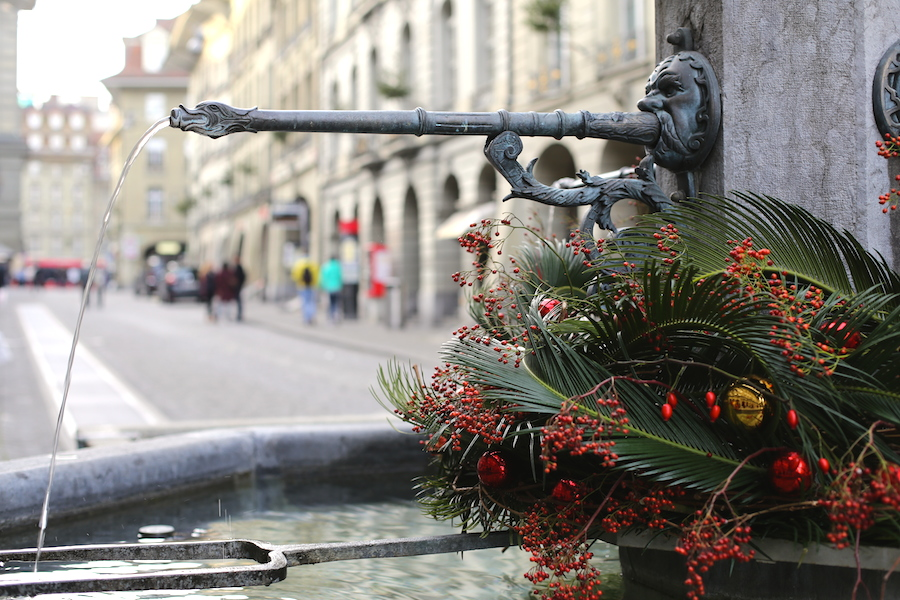 bern-fountain