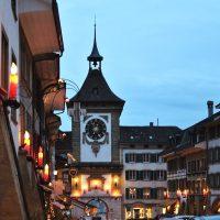 【スイス】三湖地方で最も魅力的なムルテン湖と湖畔の可愛らしい町ムルテン