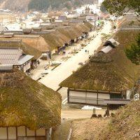 【福島】期待しすぎず訪れると楽しい大内宿