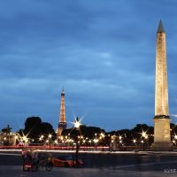 【パリ】エッフェル塔を存分に楽しめる夜のロマンチックなセーヌ川クルーズ