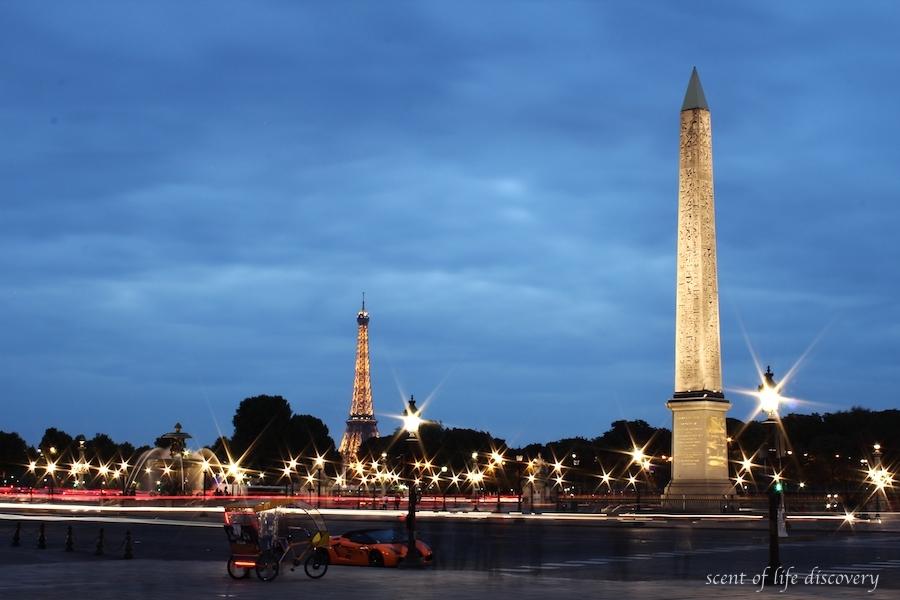 【パリ】エッフェル塔を存分に楽しめる夜のロマンチックなセーヌ川クルーズ(割引チケット案内有)