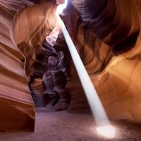 【アメリカ】インスタ映え間違いなしのアンテロープキャニオン(Antelope Canyon)へ行くには