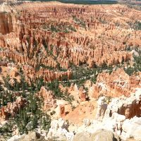 【アメリカ】ブライスキャニオン国立公園を訪れる際の注意点とおすすめホテル