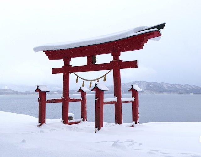 【秋田】角館武家屋敷と田沢湖は冬以外の季節の方が良かったかも