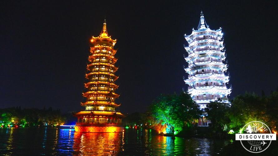 【中国】桂林は街歩きが楽しい
