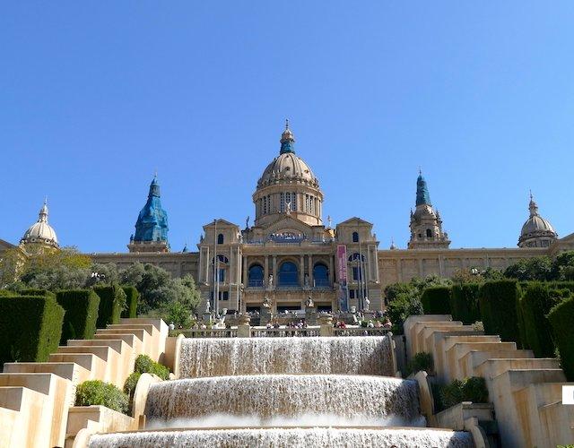 バルセロナ市内はガウディ以外にも見どころ満載!なのでモンセラートは時間があれば行くでいい