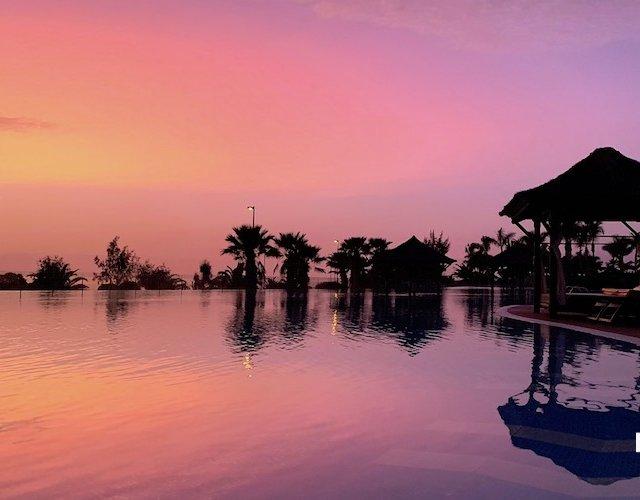 オールインクルーシブをテネリフェ島の5つ星ホテル・グランメリアで初体験