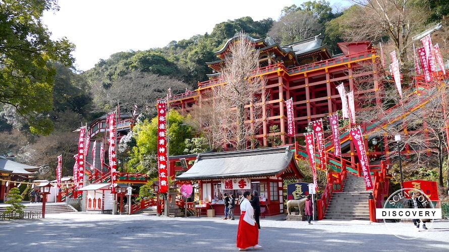 【佐賀】連続する鳥居をカメラに収めたいならココ!祐徳稲荷神社